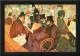 Le Moulin Rouge Posters by Henri de Toulouse-Lautrec