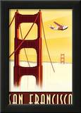 San Francisco Print by Steve Forney
