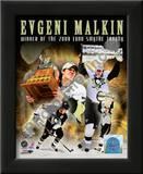 Evgeni Malkin 2008-09 Stanley Cup Finals Conn Smythe Trophy Winner Prints