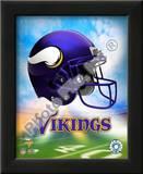 2009 Minnesota Vikings Poster