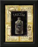 Grooming Talcum Posters by Charlene Audrey
