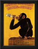 Anissetta Evangelisti, Liquore Da Dessert Wall Art