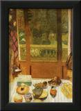 The Breakfast Room, 1930 Posters by Pierre Bonnard