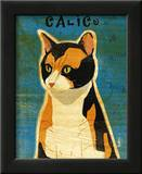 Calico Prints by John Golden