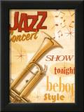 New Orleans Jazz I Prints by  Pela
