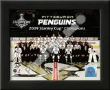 Pittsburgh Penguins 2008-2009 Art