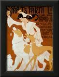 Spratt's Patent Ltd., c.1909 Poster by Auguste Roubille