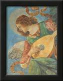 Angel with Lute Posters by  Melozzo da Forlí