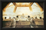 The Sacrament of the Last Supper, c.1955 Poster by Salvador Dalí