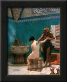 The Bath, ca. c.1880-1885 Prints by Jean Leon Gerome