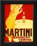 Vermouth Torino Art Print by Marcello Dudovich