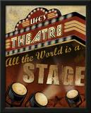 Life's Theatre Prints by Conrad Knutsen
