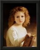 Story Book Posters by William Adolphe Bouguereau