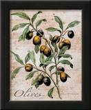 Olives Posters by Renee Bolmeijer