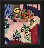 Basket with Oranges Prints by Henri Matisse