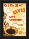 New Orleans Jazz III Posters by  Pela