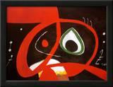 Kopf Posters by Joan Miró
