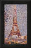 Eiffel Tower, c.1889 Prints by Georges Seurat