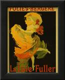 Folies Bergere Posters by Jules Chéret