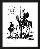 Don Quixote, c.1955 Posters by Pablo Picasso