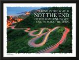 Bend in the Road Posters