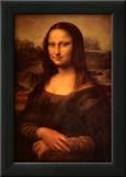 Mona Lisa, c.1507 Print by  Leonardo da Vinci