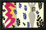 Knife Thrower Print by Henri Matisse