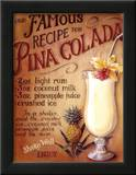 Pina Colada Print by Lisa Audit