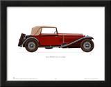 1930 Alfa Romeo Prints