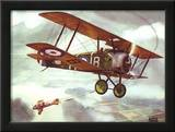 Sopwith Camel, 1917 Posters by Alfred Owles