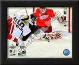 Maxime Talbot Game 7 of the 2008-09 NHL Stanley Cup Finals Poster