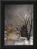 Working Late Art by Ray Hendershot