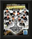 2008-09 Pittsburgh Penguins Stanley Cup Champions Posters