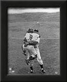 Don Larsen & Yogi Berra Game 5 of the 1956 World Series Prints