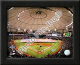 Tropicana Field Game one of the 2008 MLB World Series Posters