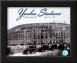 Yankee Stadium - 1923 Opening Day Prints