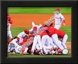2008 Philadelphia Phillies World Series Champions Art