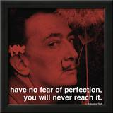 Dali: Perfection Poster
