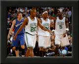 Ray Allen, Paul Pierce and Kevin Garnett Posters