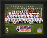 Boston Red Sox- World Series Champions Print