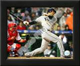Carlos Pena Game 5 of the 2008 MLB World Series Prints