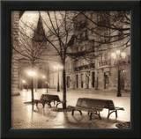 Plaza de Porlier, Oviedo Prints by Alan Blaustein