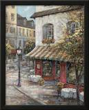 My Favorite Cafe Prints by Ruane Manning