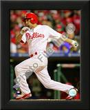 Shane Victorino Game 5 of the 2008 MLB World Series Posters