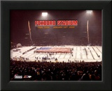 Foxboro Stadium - Last Game Overlay Prints
