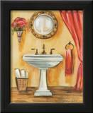 Tuscan Bath IV Prints by Silvia Vassileva