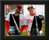 Ryan Howard and Chase Utley Prints