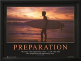 Preparation Posters
