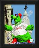 The Philly Phanatic 2008 World Series Parade Posters
