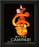 Bitter Campari Art Print by Leonetto Cappiello